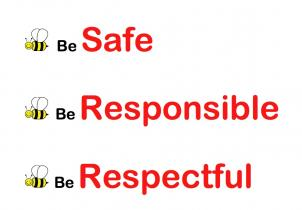 Be Safe, Be Responsible, Be Respectful