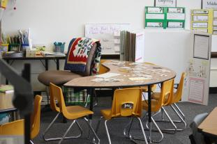 Elementary Classroom Table