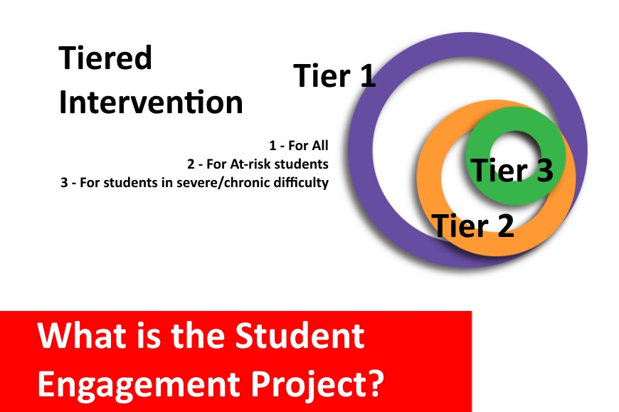 What is the Student Engagement Project?