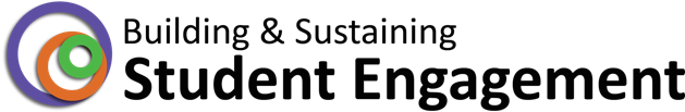 Building and Sustaining Student Engagement logo